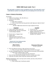 Ch 3 Study Guide