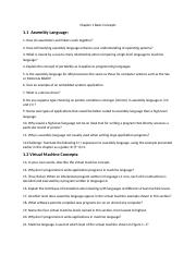 chapter 1 Review Questions and Answers