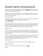 5. Desirable Properties of Bearing Materials.docx