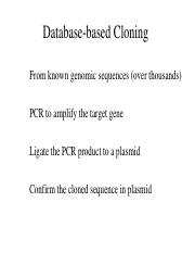 Lecture 10 (gene cloning).ppt