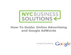 NYCBusinessSolutions_beginnersguide_google_advertising.pdf