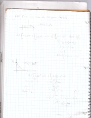 Math - notes area