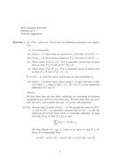 MATH 2430 Fall 2014 Problem Set 1 Solutions
