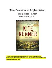 The Division in Afghanistan.docx