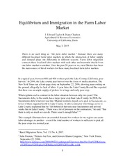 Equilibrium+and+Immigration+in+the+Farm+Labor+Market (1)