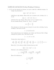 Math 1200 Assignment 6
