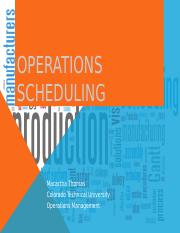 Operations Scheduling Mac IP.pptx