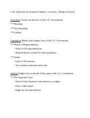 CAU American Government Ch. 1 overview..docx