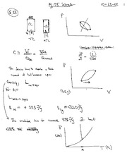 Thermal Physics Solutions CH 4-5 pg 93