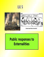 EBE 2053 LU 7-Public responses to externalities.ppt