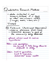 QualitativeResearchMethods