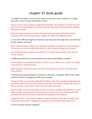chapter 15 study guide anatomy 2015