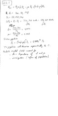 Homework A Solutions on Modeling in Applied Math