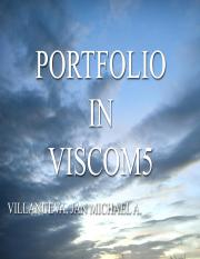 VILLANUEVA, JAN MICHAEL A. VISCOM 5