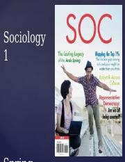 Chapter 1 What is Sociology.pptx