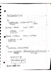 9:18 Class Notes:HW Solutions