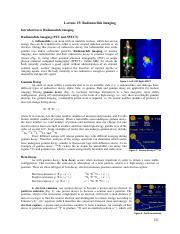 Lecture 15 - Radionuclide Imaging.pdf