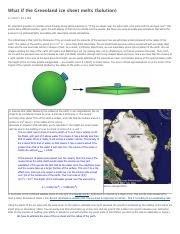 What if the Greenland ice sheet melts.pdf