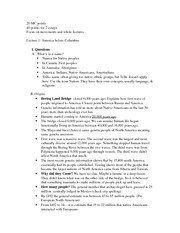 HIST 2055 Exam 1 Notes