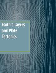 Earth layers and plate tectonicss pt 1.pptx