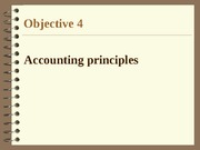 Chapter 1. Accounting overview4