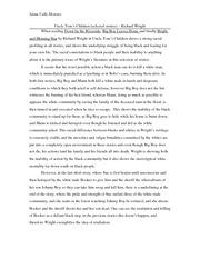 locke hurston comparison Hughes's harlem essay  zora neale hurston - celebrating the culture of black americans  art or propaganda - a comparison between alain locke and webdubois.