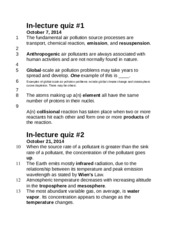 In lecture quiz for AOS2