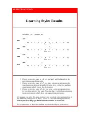 Learning Styles Scales.htm