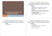 10_Money_Inflation_and_Monetary_System
