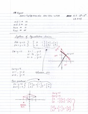 Linear Systems notes