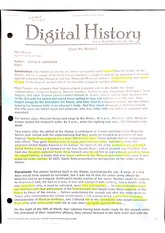 Sample Article Annotation
