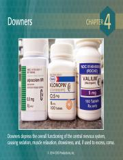 Uppers, Downers, All Arounders - 8th Edition - CH4-1