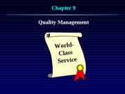 Lecture 7- Chapter 9