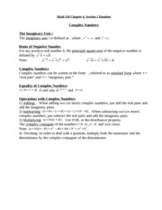 Math 120 chapter6section1 handout