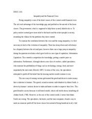 financial crisis paper1_Essay