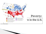 Poverty - Welfare in the U.S.
