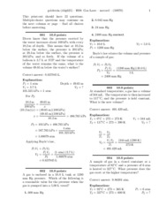 H09- Gas Laws-solutions