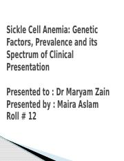 Sickle Cell Anemia PRENSENTATION.pptx