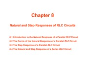 Chapter 8 - Lecture Notes