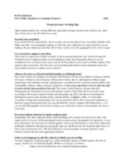 General Essay Witing Tips.pdf