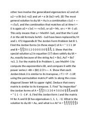 Linear Algebra MTH 250 (Page 1324-1326)