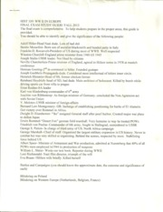 Final study guide HIST 339