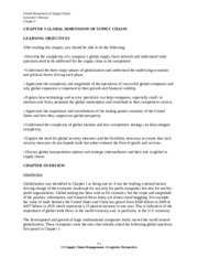 SolutionManual_SupplyChainMgmt_ALogisticsPerspective_9Ed_by_Coyle_Langley_Chapter3