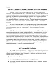 project part 2 student sscp domain research paper