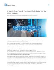 6 Supply Chain Trends That Could  Continue to Shake Things up in 2018.pdf