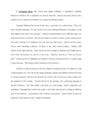 Northanger Abbey Essay