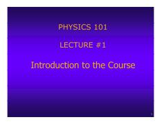 PHYS101-Lecture 1.pdf