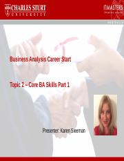 Intro Skills for the BA Webinar Slides Topic 2.pptx