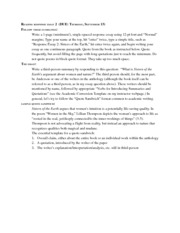 reading responce 4 essay View essay - reading response #4 from eng 1551 at youngstown state university reading response #4 the border: 1) the thesis or claim of this essay that douthat and.