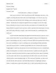 English Descriptive essay.docx